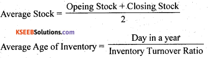 2nd PUC Accountancy Question Bank Chapter 5 Accounting Ratios - 13