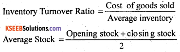 2nd PUC Accountancy Question Bank Chapter 5 Accounting Ratios - 81