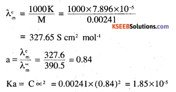 2nd PUC Chemistry Question Bank Chapter 3 Electrochemistry - 10
