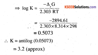 2nd PUC Chemistry Question Bank Chapter 3 Electrochemistry - 7