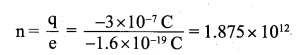 2nd PUC Physics Question Bank Chapter 1 Electric Charges and Fields 10
