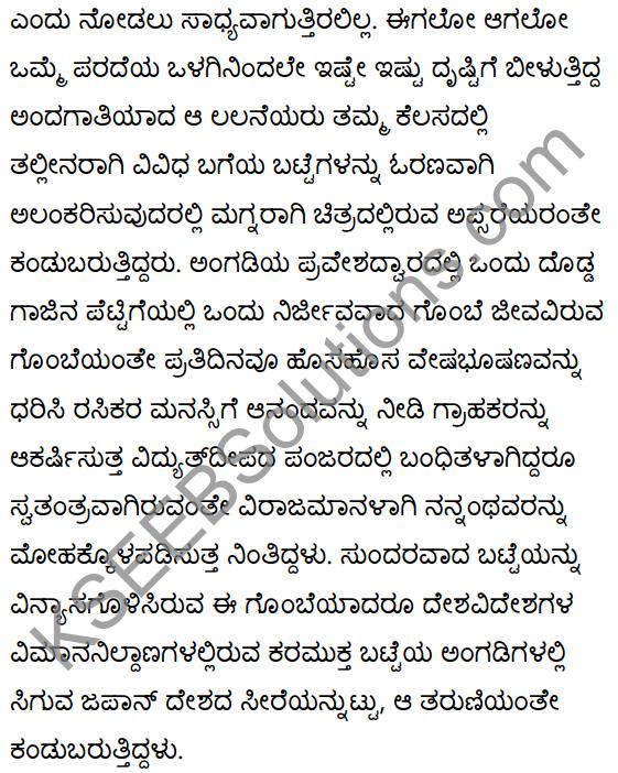 सा शान्तिः Summary in Kannada 24