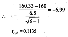 2nd PUC Statistics Model Question Paper 3 with Answers - 53(i)