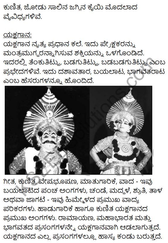 Janapada Kalegala Vaibhava Summary in Kannada 7