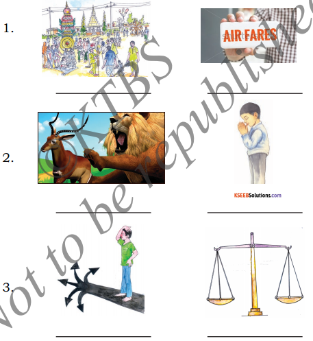 KSEEB Solutions for Class 5 English Poem Chapter 7 The Kitten at Play 1