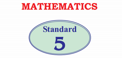 KSEEB Solutions for Class 5 Maths