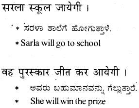 KSEEB Solutions for Class 6 Hindi Chapter 17 जायेगा, जायेंगे, जायेगी, जायेंगी 3