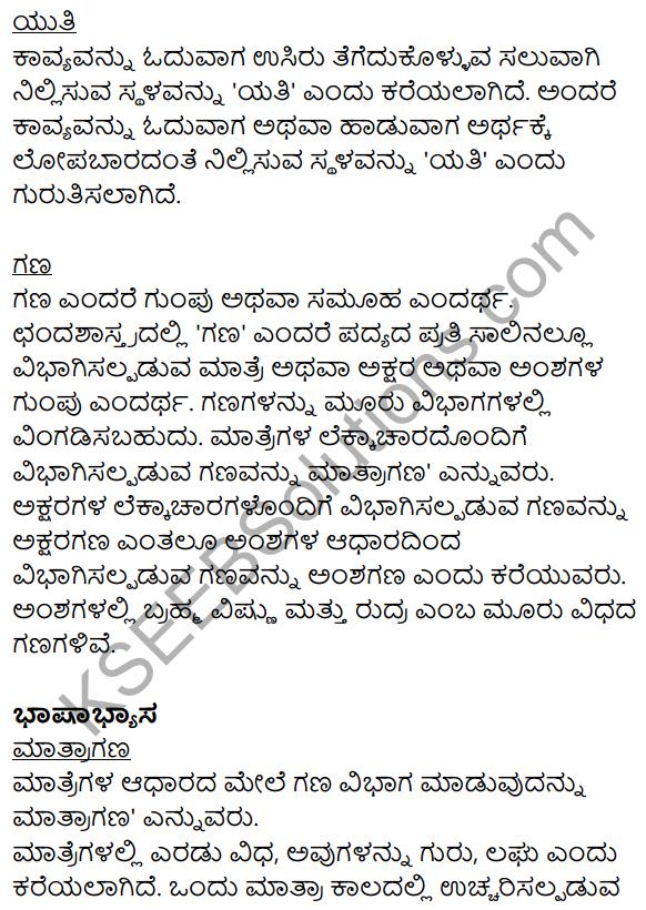 Kauravendra Konde Neenu Summary KSEEB Solutions