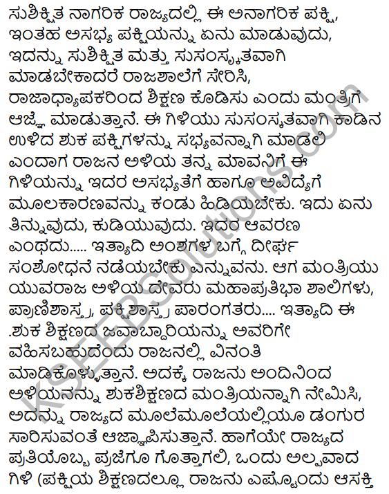 Panjara Saale Summary in Kannada 13