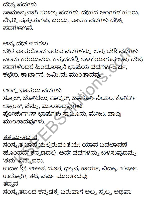 Siri Kannada Text Book Class 8 Solutions Gadya Chapter 2 Niru Kodada Nadinalli 9