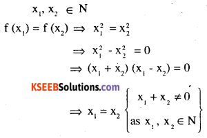 2nd PUC Maths Question Bank Chapter 1 Relations and Functions Ex 1.2 2