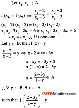 2nd PUC Maths Question Bank Chapter 1 Relations and Functions Ex 1.2 5