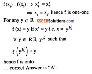 2nd PUC Maths Question Bank Chapter 1 Relations and Functions Ex 1.2 6