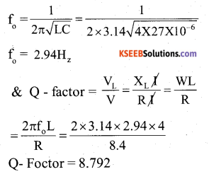 2nd PUC Physics Model Question Paper 1 with Answers 29