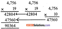 KSEEB Solutions for Class 5 Maths Chapter 1 Multiplication 33