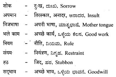 8th Standard Hindi Poem Prarthana Question Answer