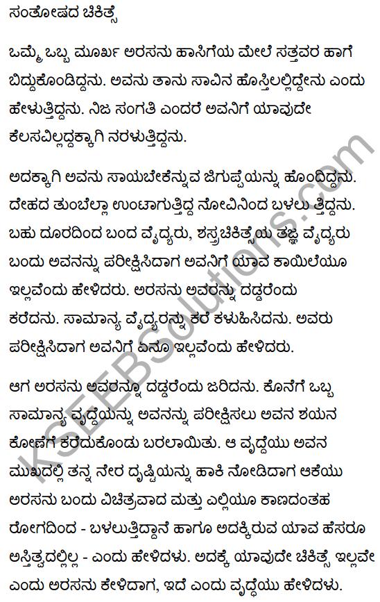 Happy Cure Summary in Kannada 1