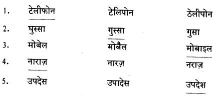 Karnataka Solutions for Class 8 Hindi वल्लरी Chapter 9 मोबाइल का बोलबाला 1