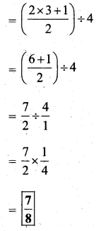 KSEEB Solutions for Class 7 Maths Chapter 2 Fractions and Decimals Ex 2.4 30