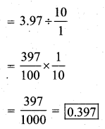 KSEEB Solutions for Class 7 Maths Chapter 2 Fractions and Decimals Ex 2.7 19