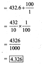 KSEEB Solutions for Class 7 Maths Chapter 2 Fractions and Decimals Ex 2.7 24