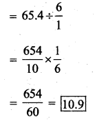 KSEEB Solutions for Class 7 Maths Chapter 2 Fractions and Decimals Ex 2.7 4