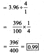 KSEEB Solutions for Class 7 Maths Chapter 2 Fractions and Decimals Ex 2.7 8