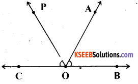 KSEEB Solutions for Class 6 Maths Chapter 4 Basic Geometrical Ideas Ex 4.3 11