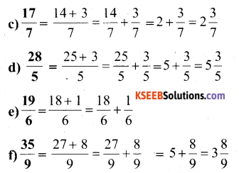 KSEEB Solutions for Class 6 Maths Chapter 7 Fractions Ex 7.2 45