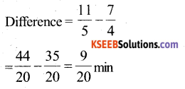 KSEEB Solutions for Class 6 Maths Chapter 7 Fractions Ex 7.6 42