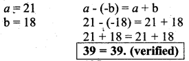 KSEEB Solutions for Class 7 Maths Chapter 1 Integers Ex 1.1 28