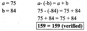 KSEEB Solutions for Class 7 Maths Chapter 1 Integers Ex 1.1 30