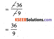 KSEEB Solutions for Class 7 Maths Chapter 1 Integers Ex 1.4 3