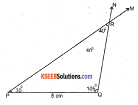 KSEEB Solutions for Class 7 Maths Chapter 10 Practical Geometry Ex 10.4 2