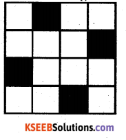 KSEEB Solutions for Class 7 Maths Chapter 14 Symmetry Ex 14.1 142