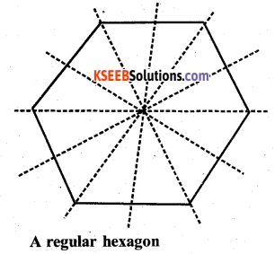 KSEEB Solutions for Class 7 Maths Chapter 14 Symmetry Ex 14.1 26