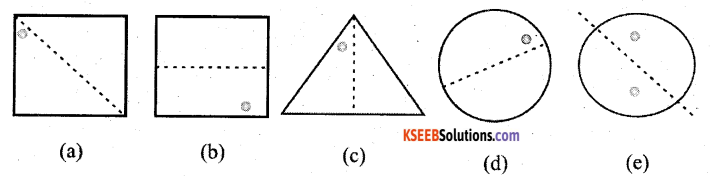 KSEEB Solutions for Class 7 Maths Chapter 14 Symmetry Ex 14.1 4