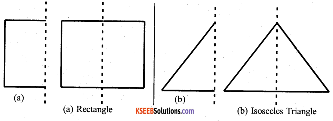 KSEEB Solutions for Class 7 Maths Chapter 14 Symmetry Ex 14.1 6