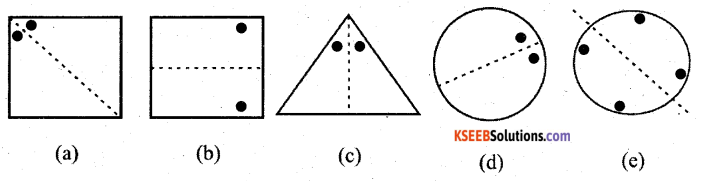 KSEEB Solutions for Class 7 Maths Chapter 14 Symmetry Ex 14.1 9