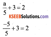 KSEEB Solutions for Class 7 Maths Chapter 4 Simple Equations Ex 4.3 10