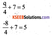 KSEEB Solutions for Class 7 Maths Chapter 4 Simple Equations Ex 4.3 15