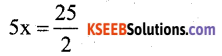 KSEEB Solutions for Class 7 Maths Chapter 4 Simple Equations Ex 4.3 19