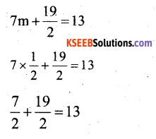 KSEEB Solutions for Class 7 Maths Chapter 4 Simple Equations Ex 4.3 24