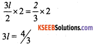 KSEEB Solutions for Class 7 Maths Chapter 4 Simple Equations Ex 4.3 27