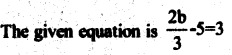 KSEEB Solutions for Class 7 Maths Chapter 4 Simple Equations Ex 4.3 32