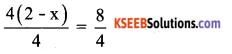KSEEB Solutions for Class 7 Maths Chapter 4 Simple Equations Ex 4.3 322