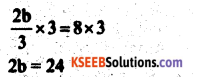 KSEEB Solutions for Class 7 Maths Chapter 4 Simple Equations Ex 4.3 34