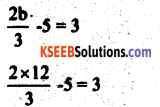 KSEEB Solutions for Class 7 Maths Chapter 4 Simple Equations Ex 4.3 36