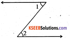 KSEEB Solutions for Class 7 Maths Chapter 5 Lines and Angles Ex 5.1 31