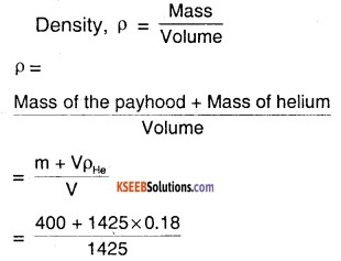 1st PUC Physics Question Bank Chapter 10 Mechanical Properties Of Fluids img 13